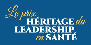 Le Dr Richard Reznick reçoit le Prix Héritage du leadership de SoinsSantéCAN