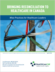 Cover art for Bringing Reconciliation to Healthcare in Canada PDF