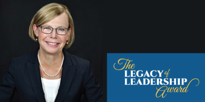 Wendy Nicklin receives HealthCareCAN's prestigious Legacy of Leadership Award