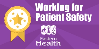 Eastern Health takes patient engagement right to the bedside