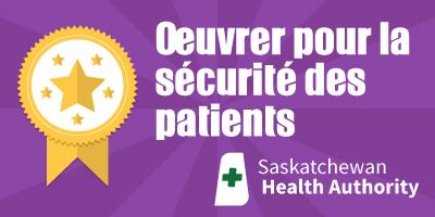 L'équipe de l'Autorité sanitaire de la Saskatchewan développe une pratique de pointe en réduction des dangers